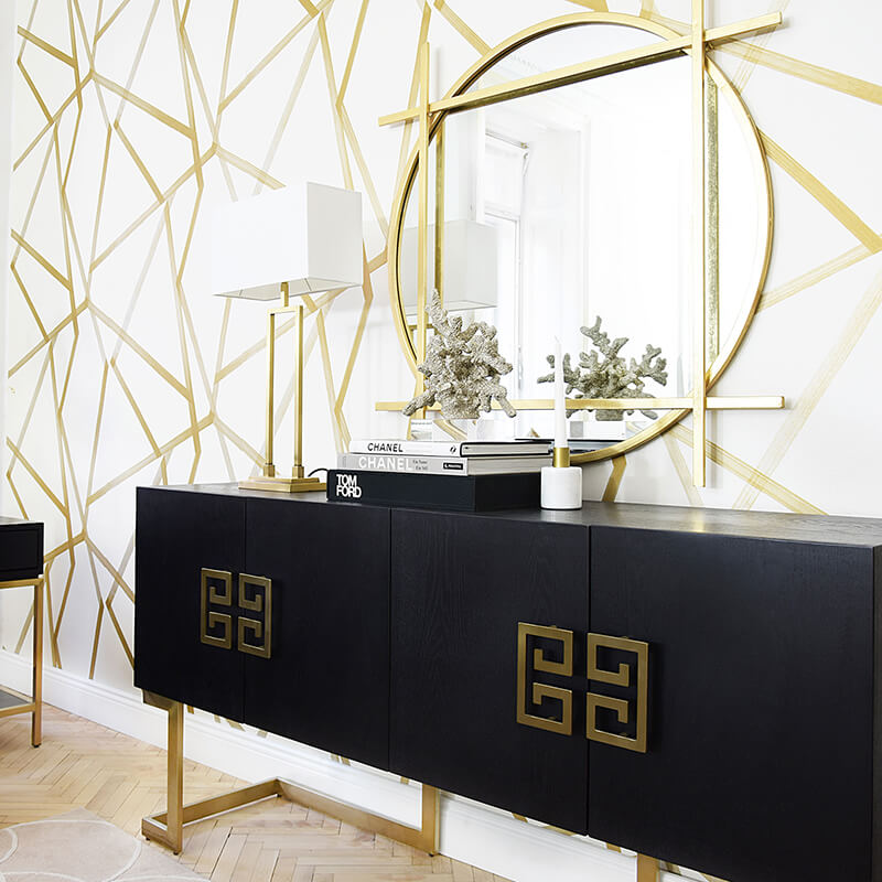 Sideboard-Love! DAS Statement-Piece