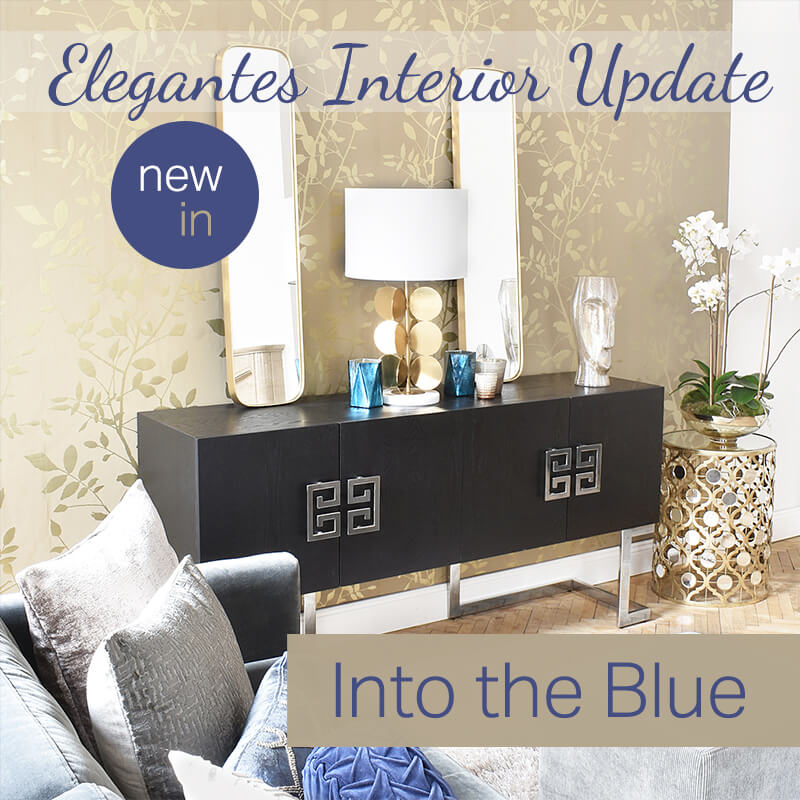 Into the Blue - Elegantes Interior Update