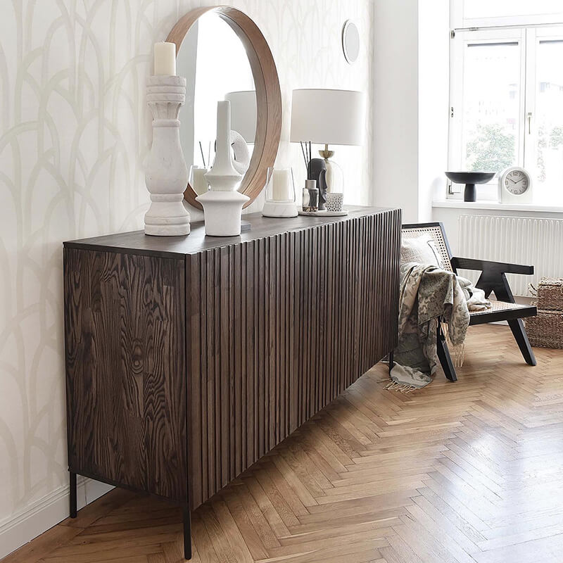 Natural Beauty: Trend Sideboard