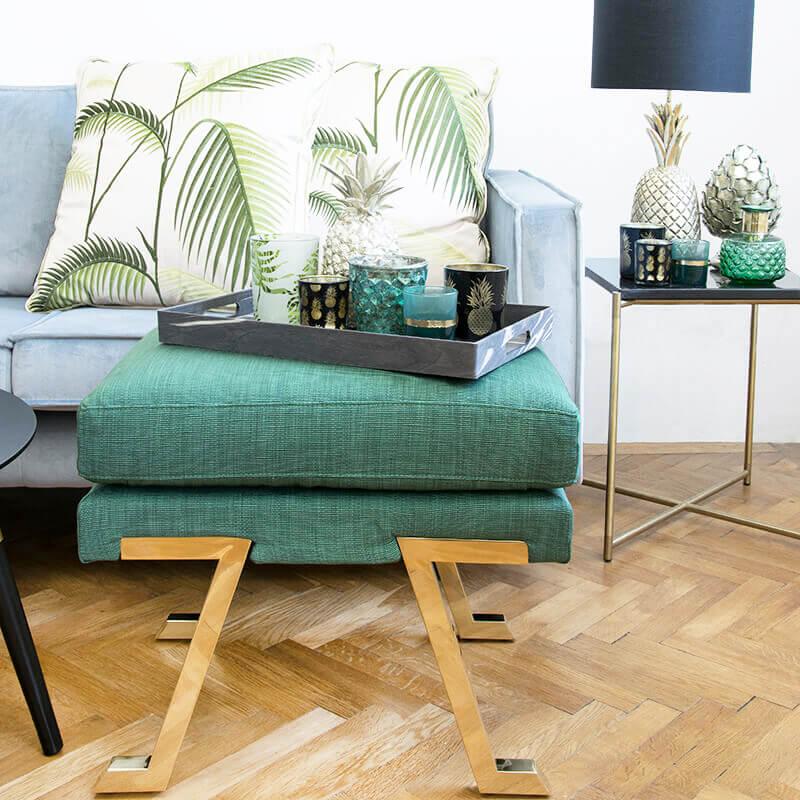 Blick ins Grüne: Das Urlaubsflair in Ihrem Wohnzimmer
