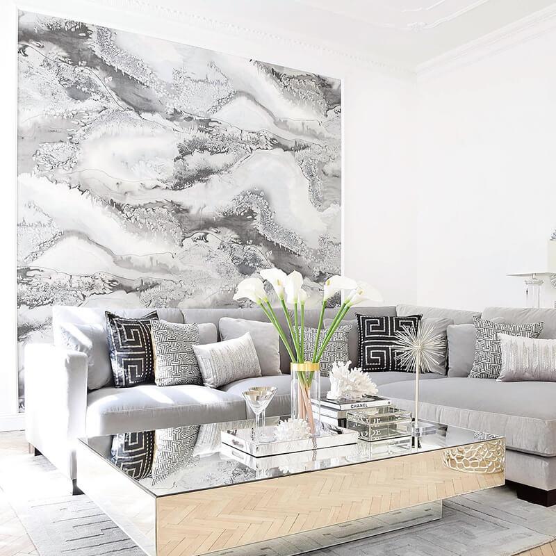 Samtsofa: das Interior Goal fürs Wohnzimmer