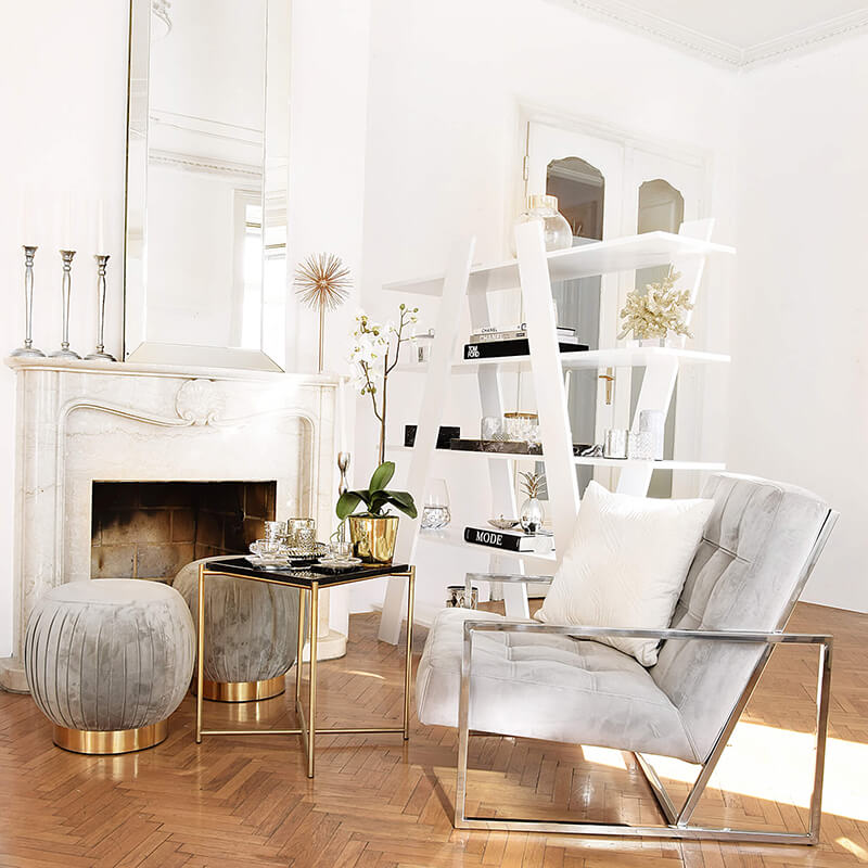 Perfect Match: Altbau & minimalistisches Design