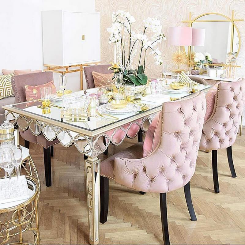 Valentinstags Tisch Inspiration