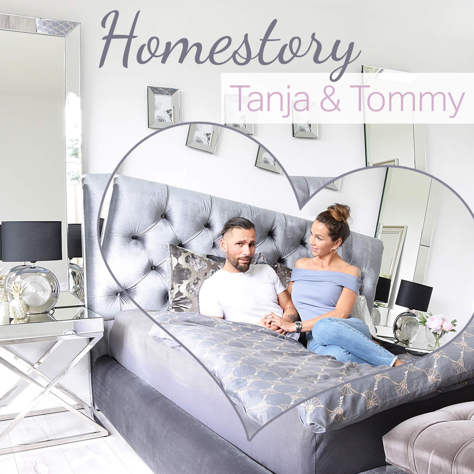 Homestory Tanja Cruz & Tommy Seven