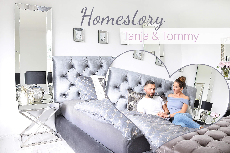 Tanja Cruz & Tommy - Ihr Traum-Schlafzimmer