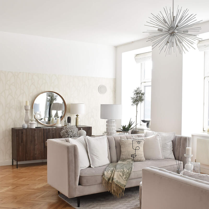 Perspektiven-Wechsel: Christianes Living Room