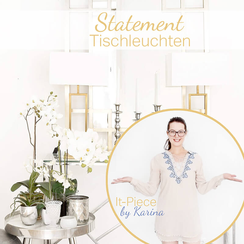 Karinas It-Piece Statement Tischleuchte