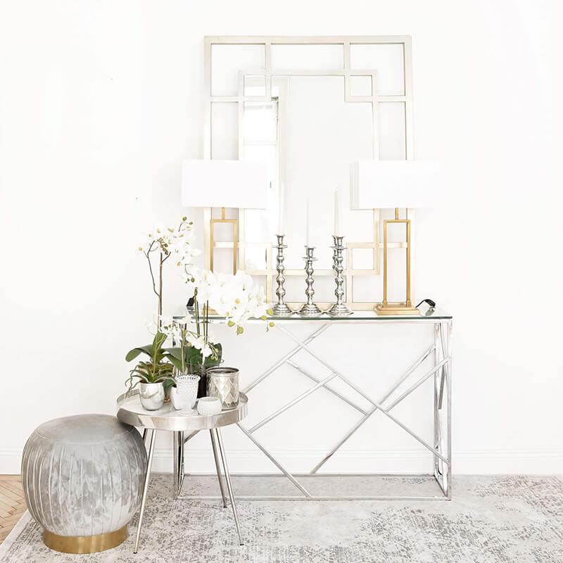elegante Tischleuchte mit großer Wirkung