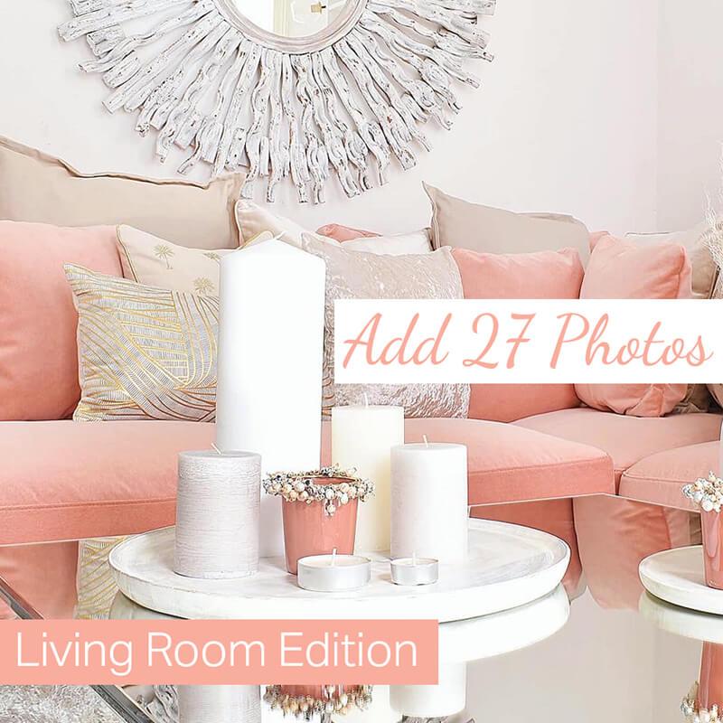 Instagram Video Trend: 27 Photos Living Room