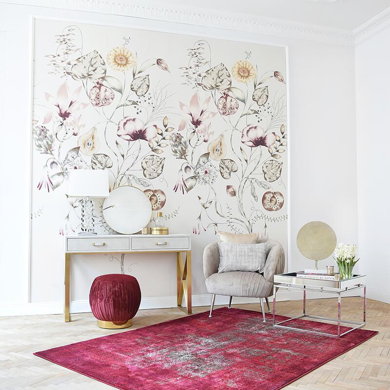 Spring Vibes durch modernes Wandbild
