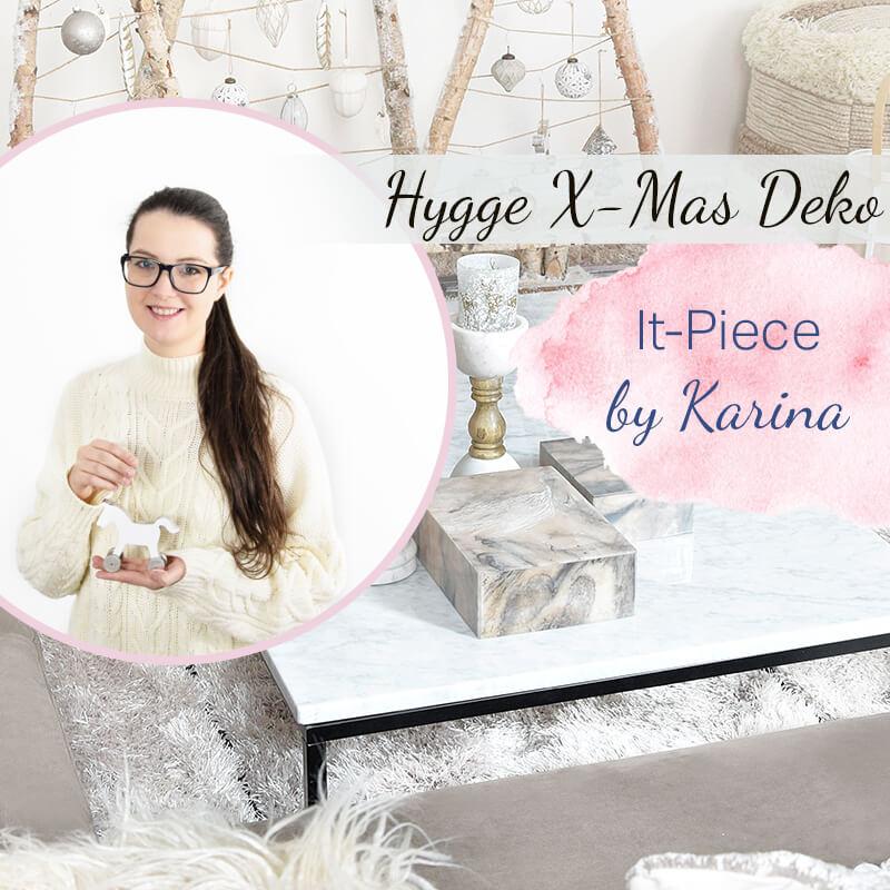 It-Piece Hygge & skandinavische Weihnachtsdeko