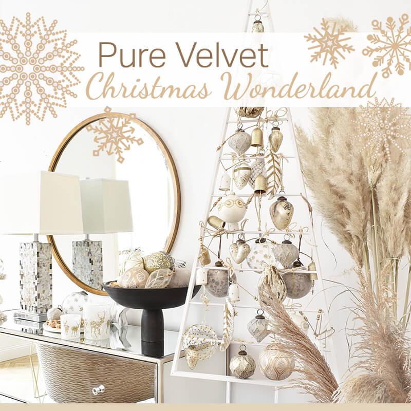 New Pre-Sale: Pure Velvet Christmas Wonderland