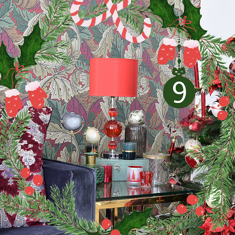 Pure Velvet Adventkalender Türchen 9