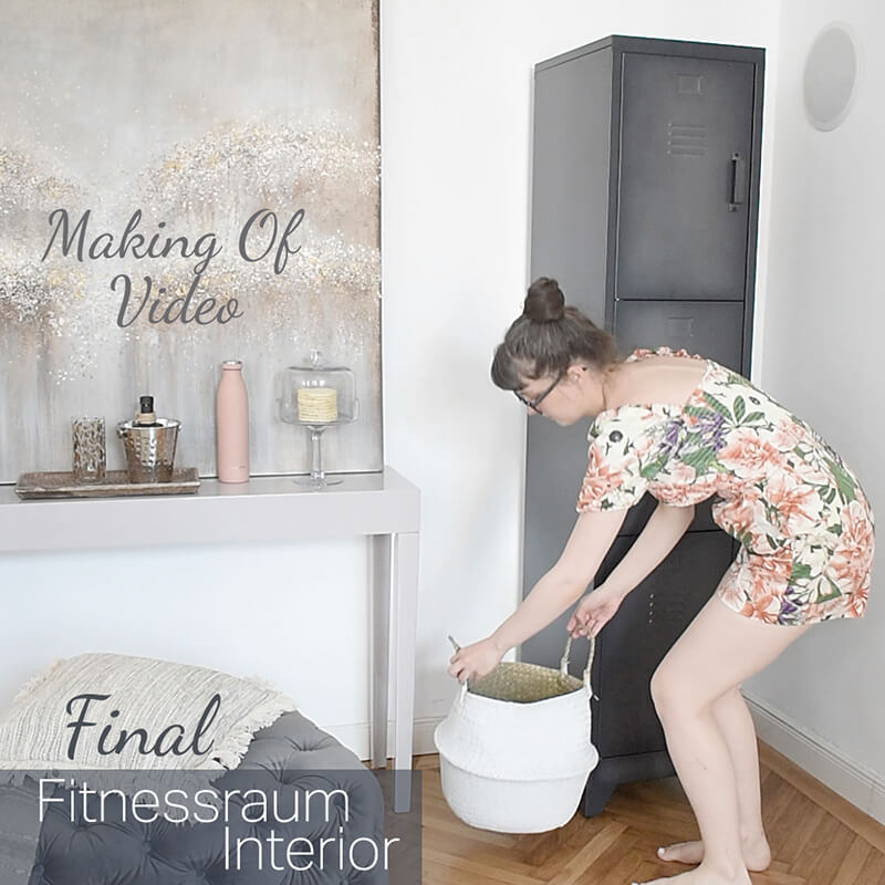 Making Of Video IV : Fitness Room Perfection