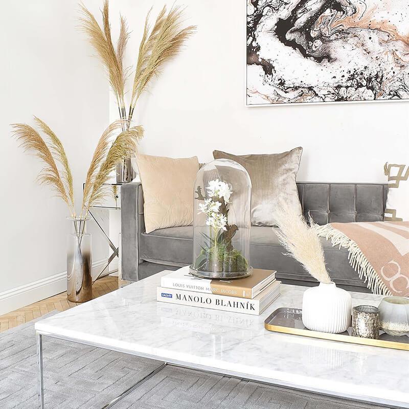 Reel Inspo: Wohnzimmer in hellen Naturfarben