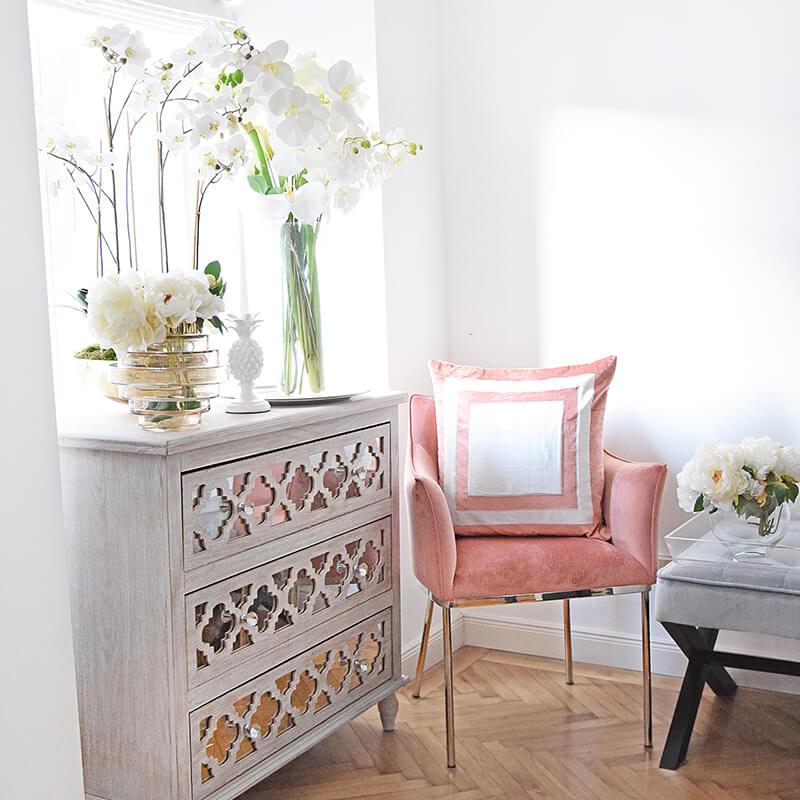 Frühlingserwachen: Spring inspired Interior