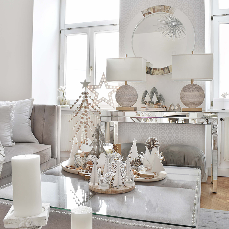 Christianes Winter Wohnzimmer Wonderland