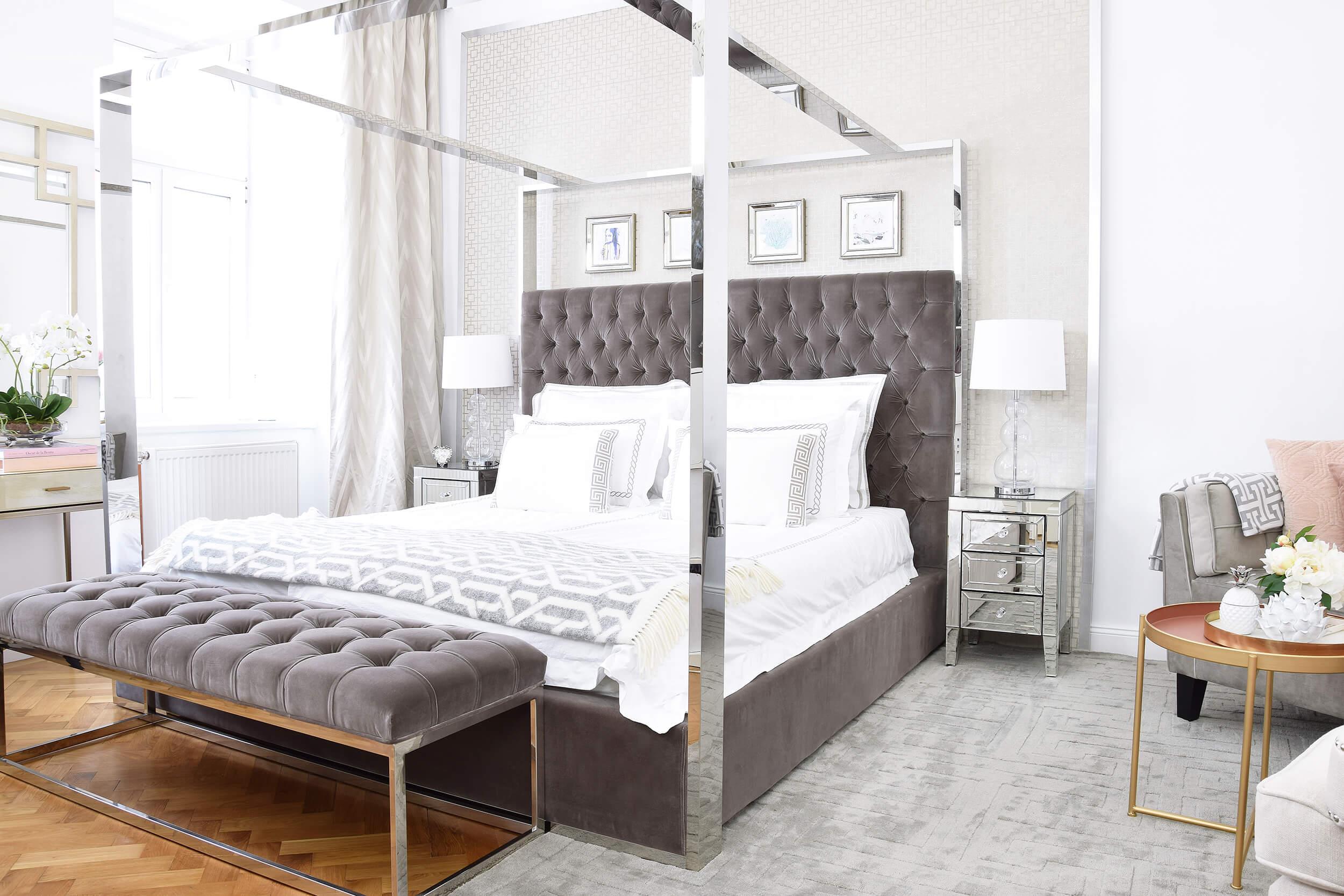 Homestory - Christianes Traum-Schlafzimmer