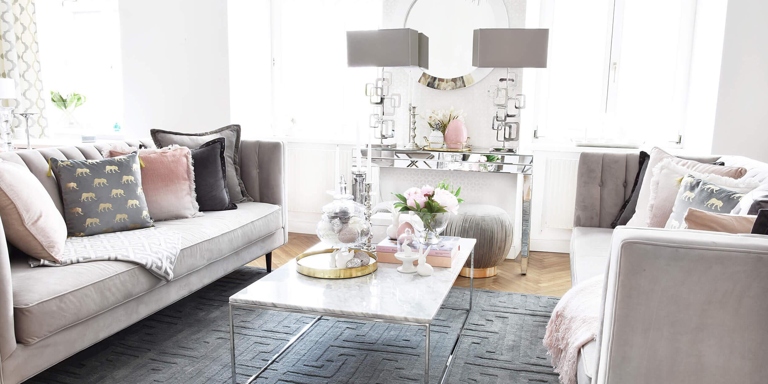 Interior-Goals! Livingroom Lounge zum Verlieben