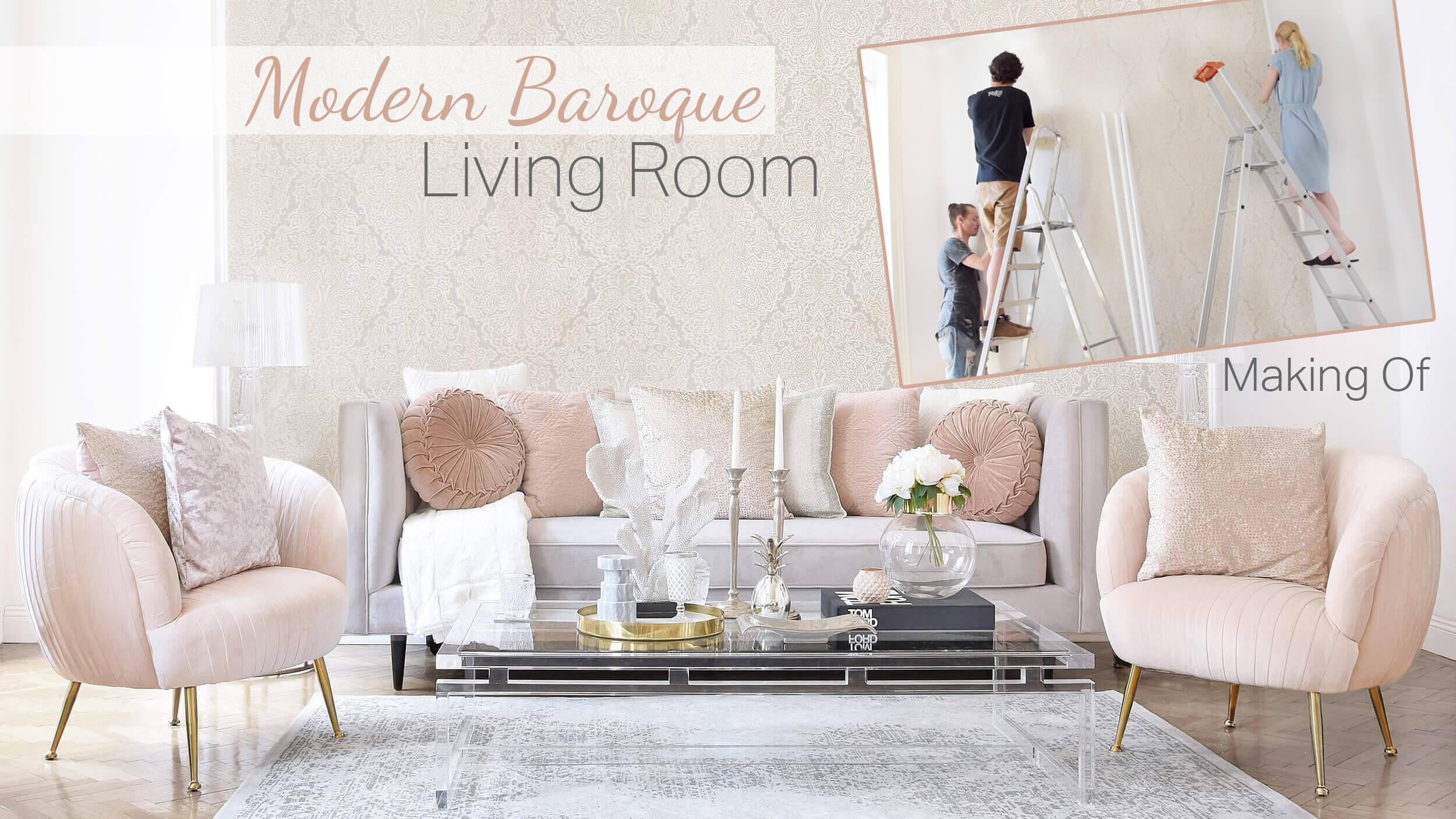 "Neu auf Youtube! Making Of ""Modern Baroque"""