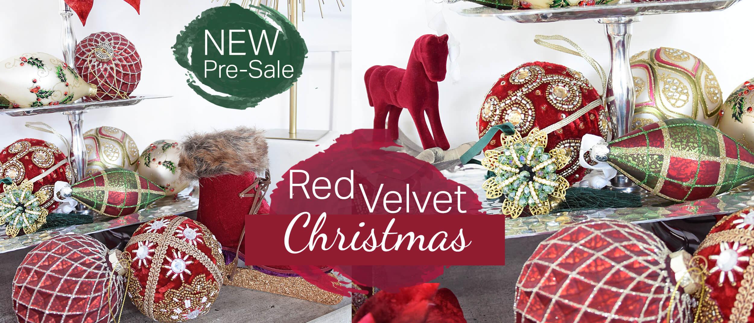 Neuer Pre-Sale Red Velvet Christmas