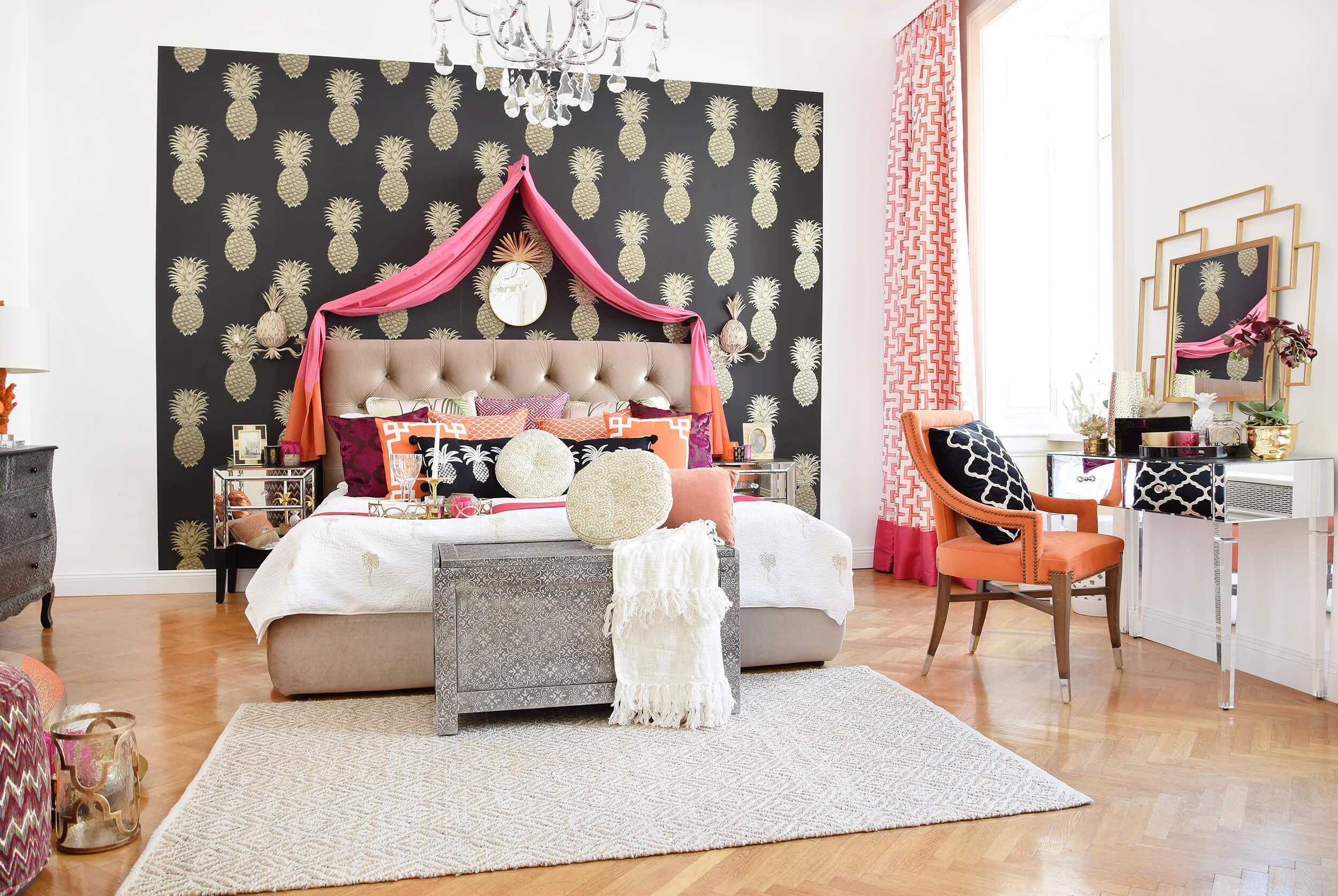 Oriental Bedroom - Schlafzimmer-Traum aus 1001 Nacht