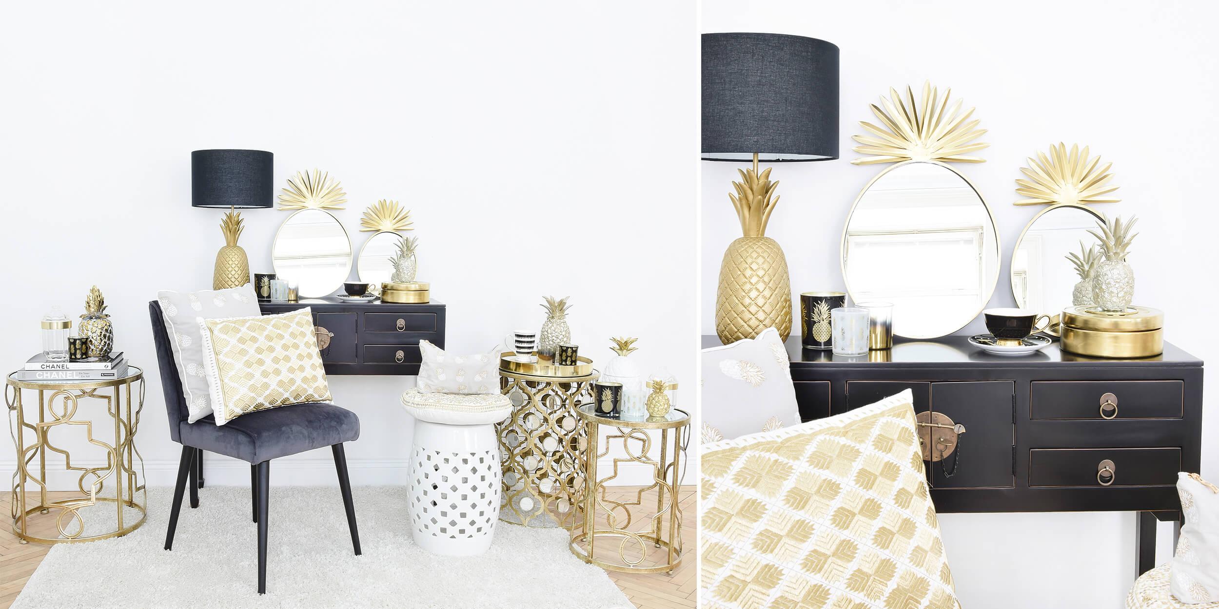 Pineapple Love! Deko-Lieblinge für Sommerstimmung