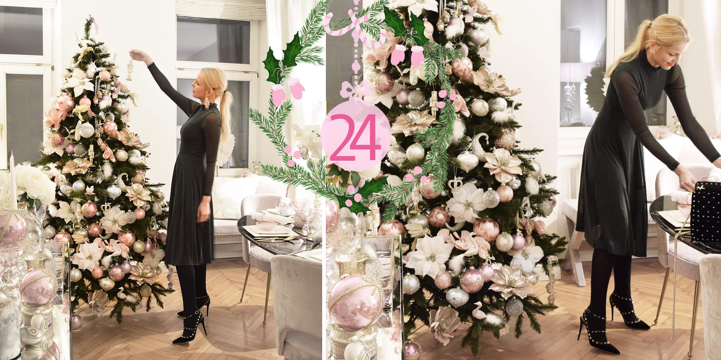Pure Velvet Adventkalender Türchen 24