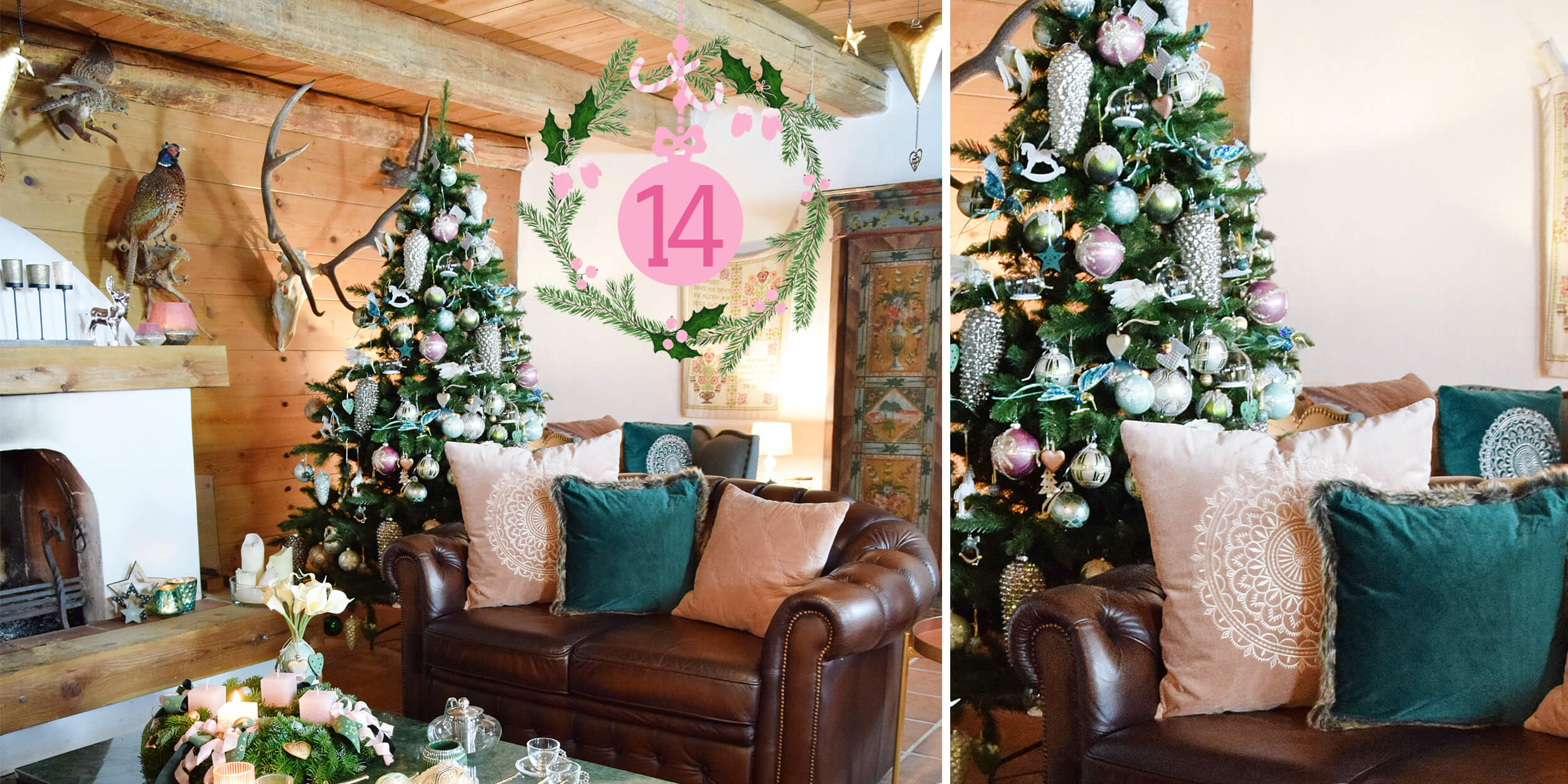 Pure Velvet Adventkalender Türchen 14