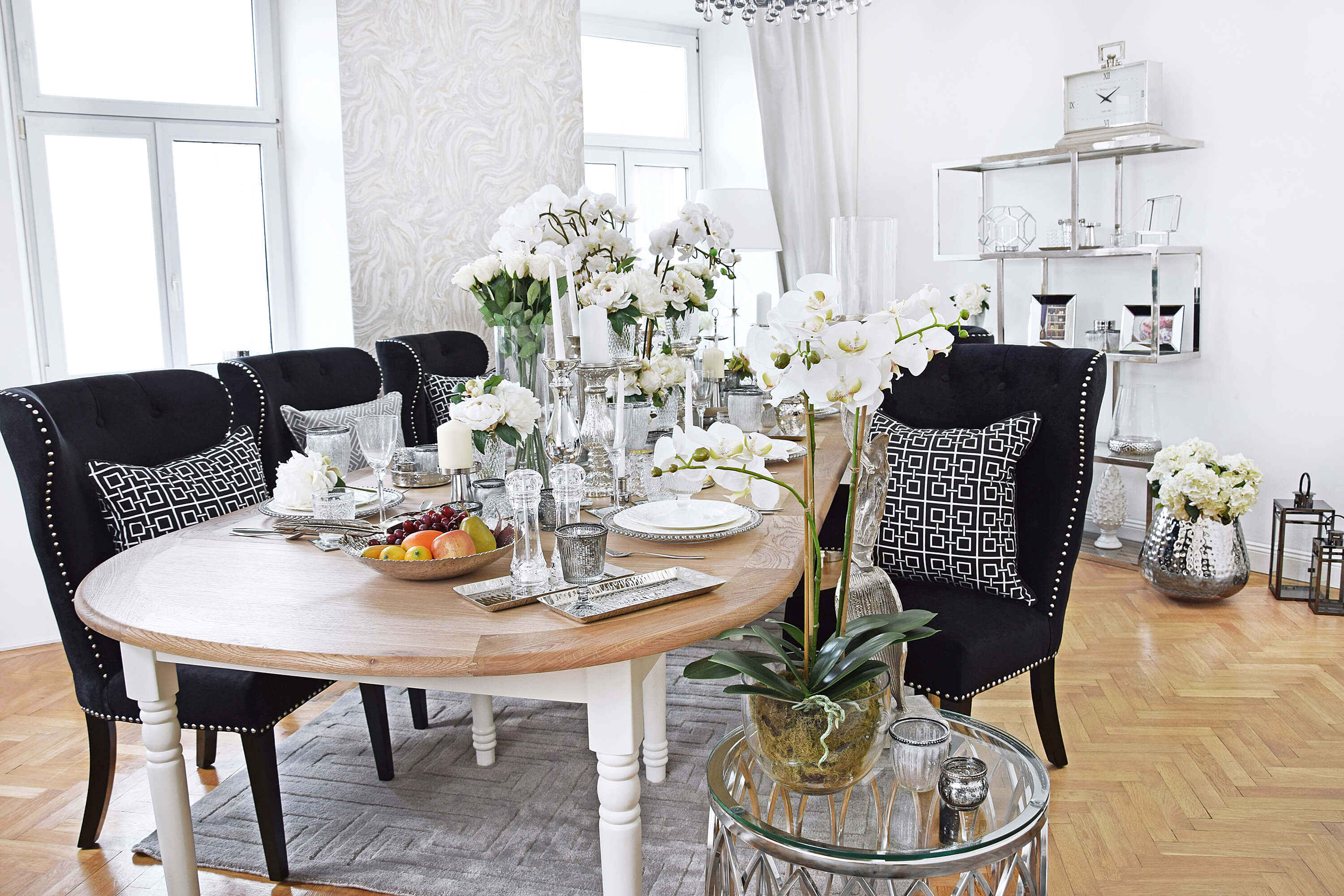 Luxury Esszimmer - Valentine Glam Dinner