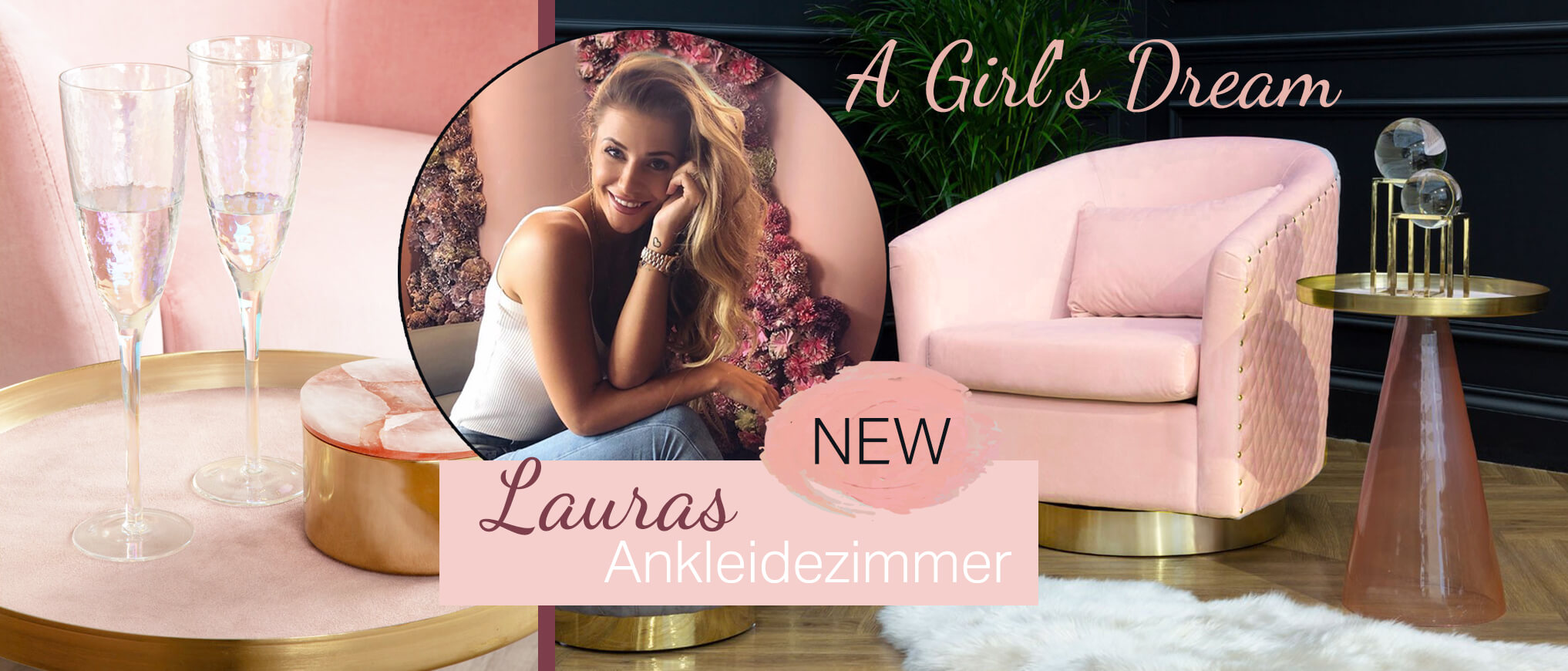 A Girls Dream - Lauras Ankleidezimmer