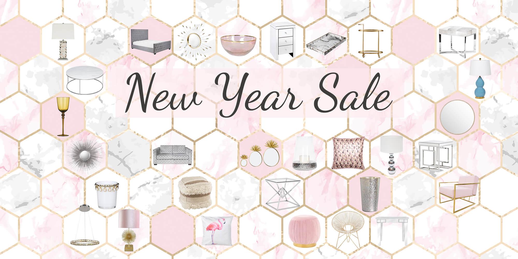 VIP-Club Neujahrs-Sale