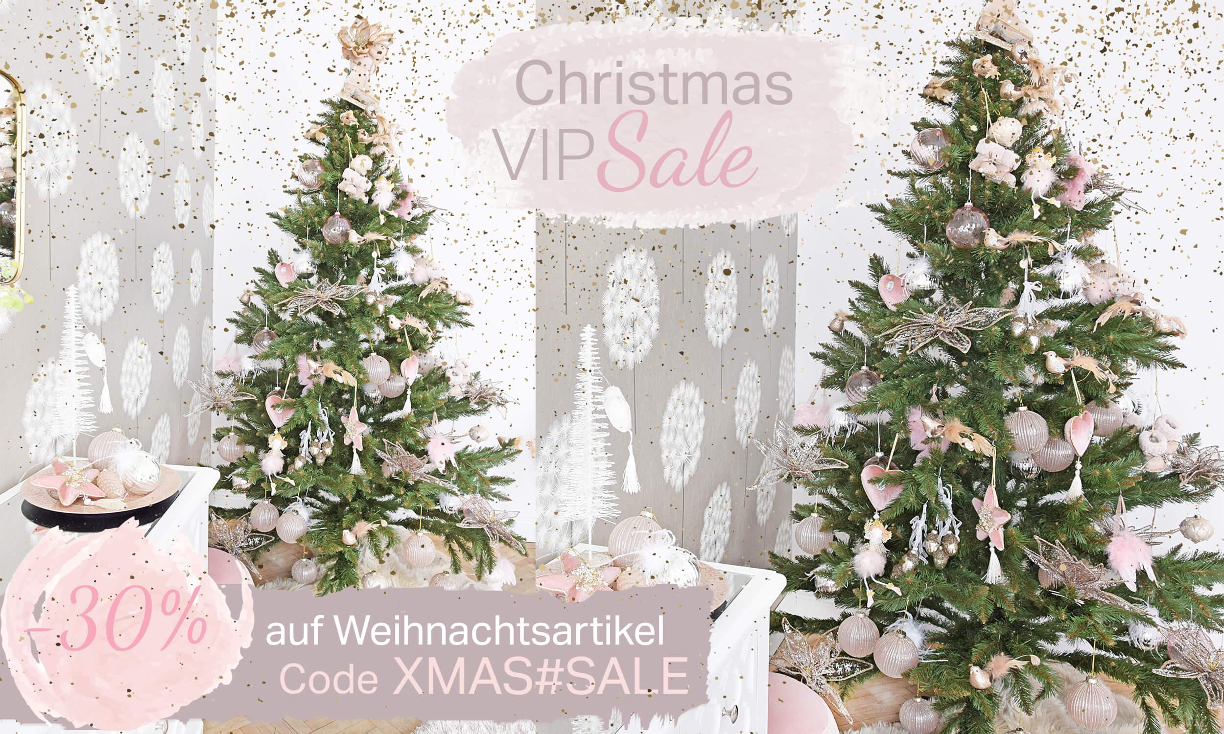 VIP Weihnachtsmarkt Sale