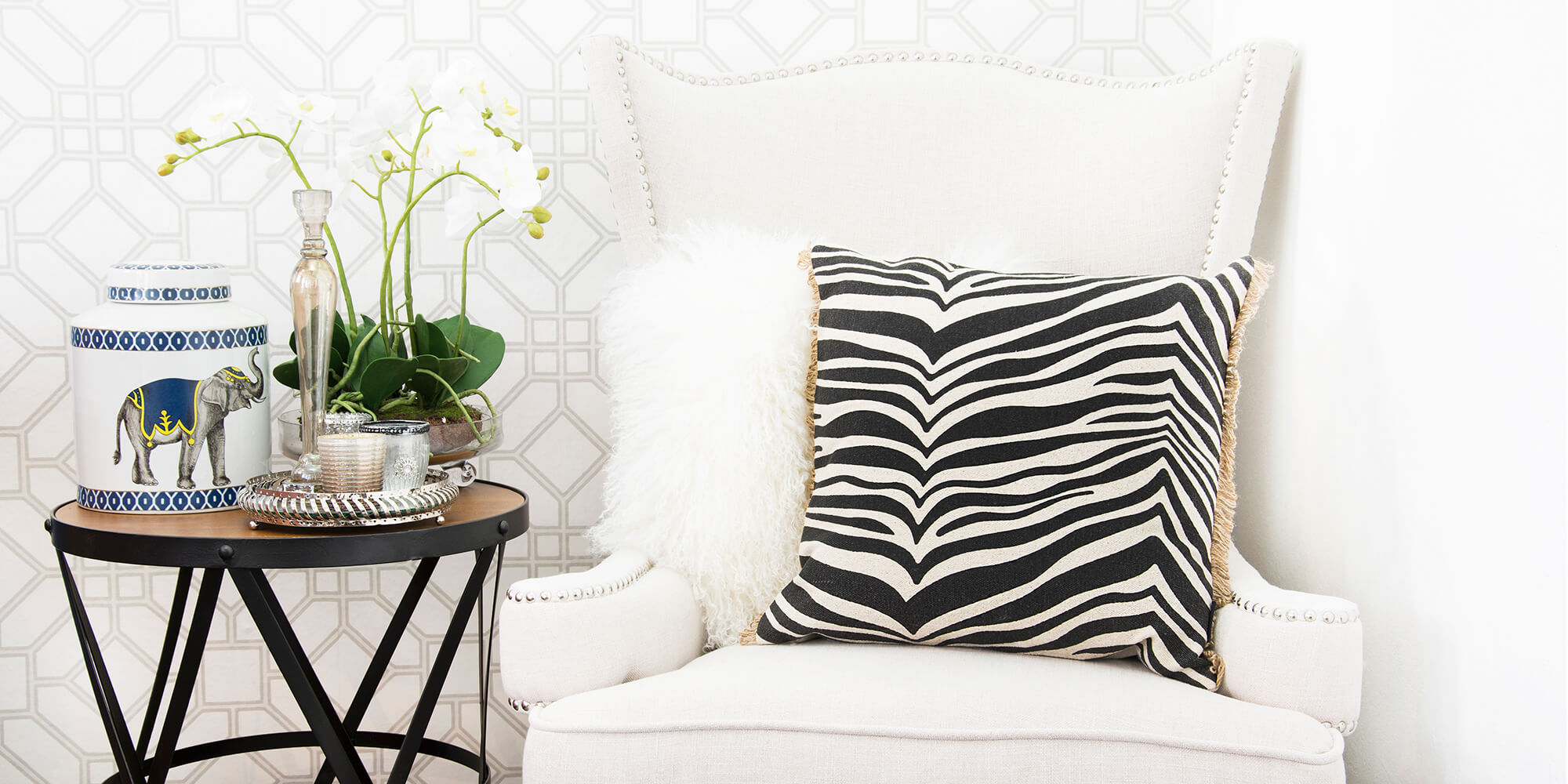 Wild life for home: Zebra-Print