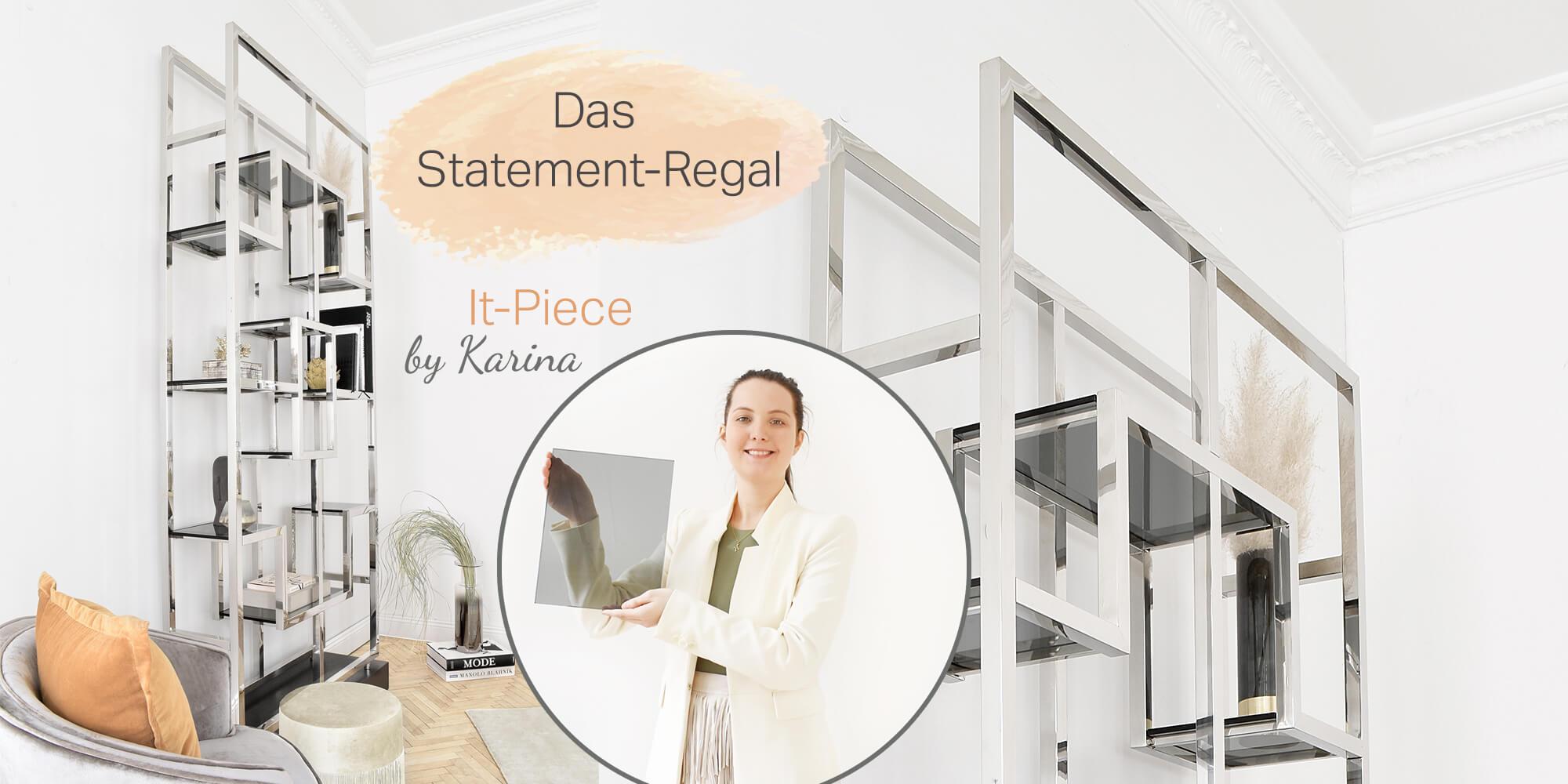 It-Piece: Das Statement Regal