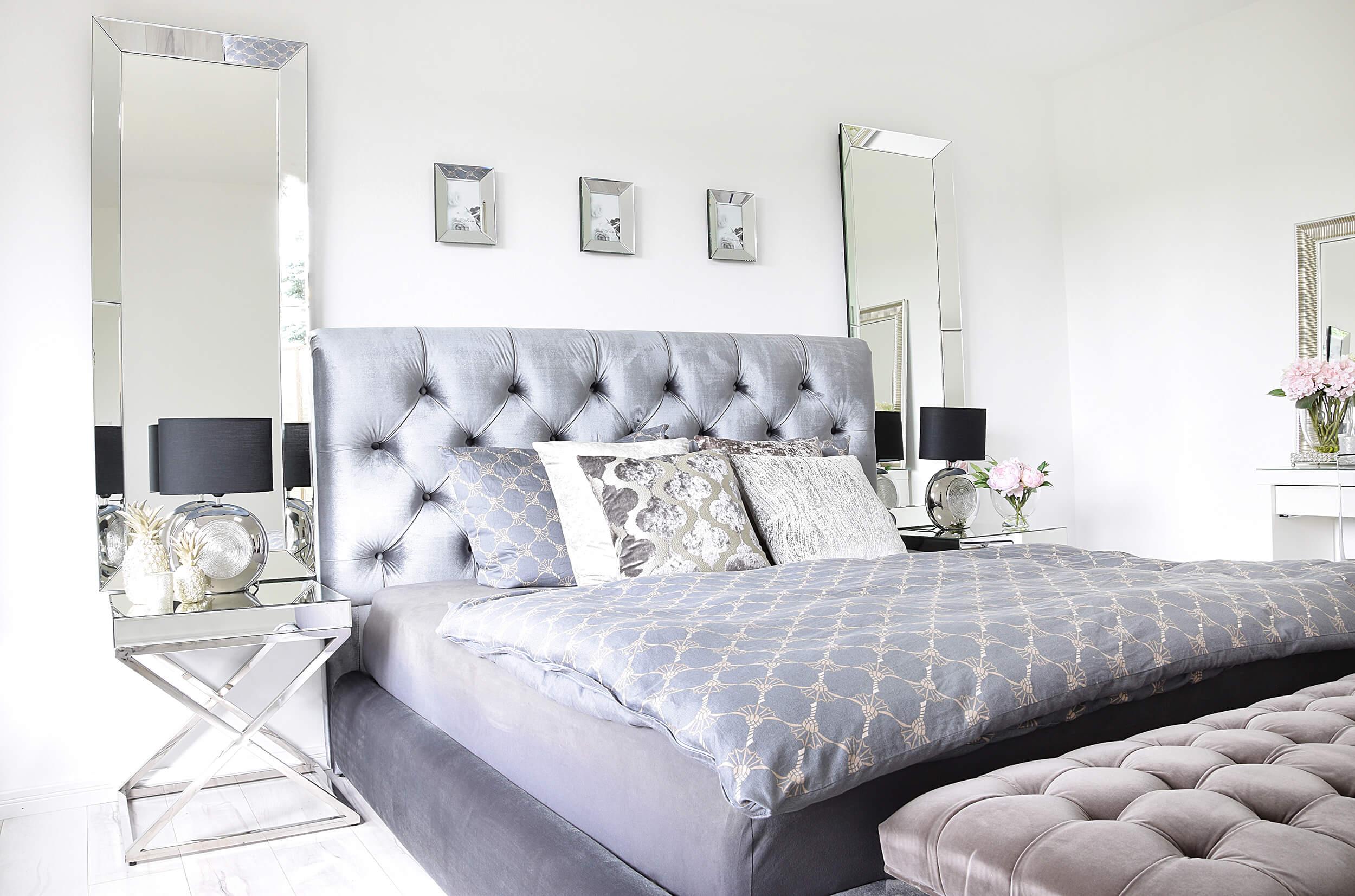 tanja cruz tommy ihr traum schlafzimmer looks. Black Bedroom Furniture Sets. Home Design Ideas