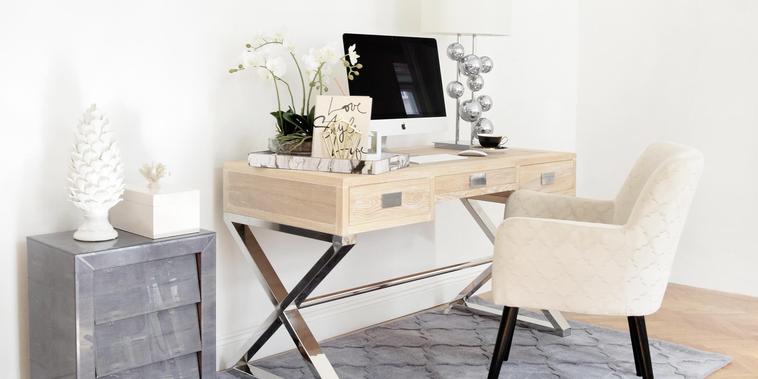 Work with style:  Moderner Arbeitsplatz