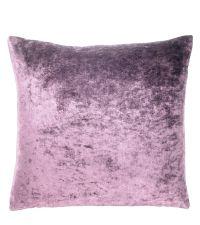 Designer Samtkissen Harlequin Boutique Velvet violett inkl. Federfüllung