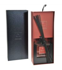Diffuser Berry mit schwarzem Holzrahmen in schwarzer Geschenkbox