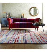 Harlequin Teppich NURU Tabasco Wollteppich 140 x 200 cm 170 x 240 cm oder 200 x 280 cm