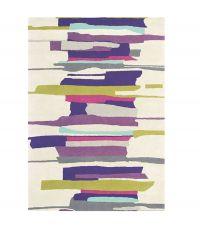 Harlequin Teppich ZEAL Berry Wollteppich 140 x 200 cm 170 x 240 cm oder 200 x 280 cm