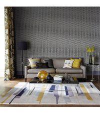Harlequin Teppich ZEAL Pewter Wollteppich 140 x 200 cm 170 x 240 cm oder 200 x 280 cm