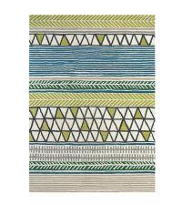 Scion Teppich Raita Kiwi Wollteppich 140 x 200 cm 170 x 240 cm oder 200 x 280 cm