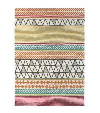 Scion Teppich Raita Citrus Wollteppich 140 x 200 cm 170 x 240 cm oder 200 x 280 cm