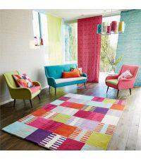 Scion Teppich NAVAJO Wollteppich 140 x 200 cm 170 x 240 cm oder 200 x 280 cm