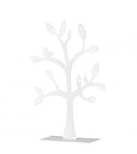 verspielter Schmuckständer in Baum-Form aus Metall