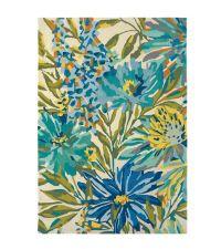 Harlequin Teppich Floreale Marine Wollteppich 140 x 200 cm 170 x 240 cm oder 200 x 280 cm