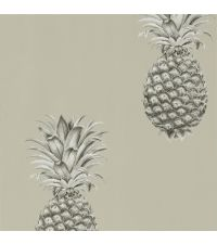 Pineapple Royale Tapete Charcoal/Champagne 216323