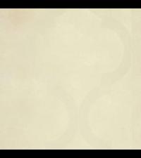 elegante, schimmernde Vliestapete Embrace mit großem Trellis-Muster, cremefarbenen