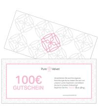 Pure Velvet Gutschein Warenwert € 100,-